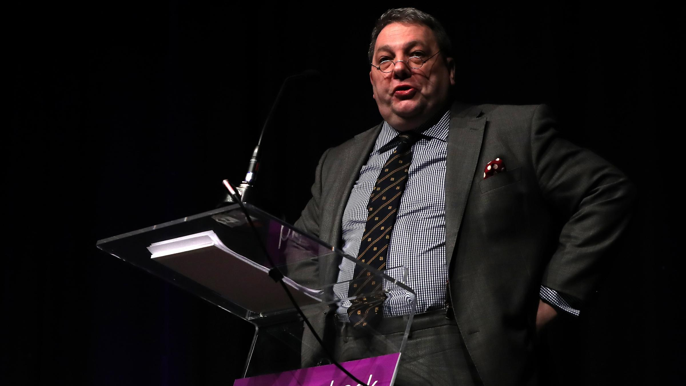 Kirkcaldy Ukip candidate David Coburn in leadership bid