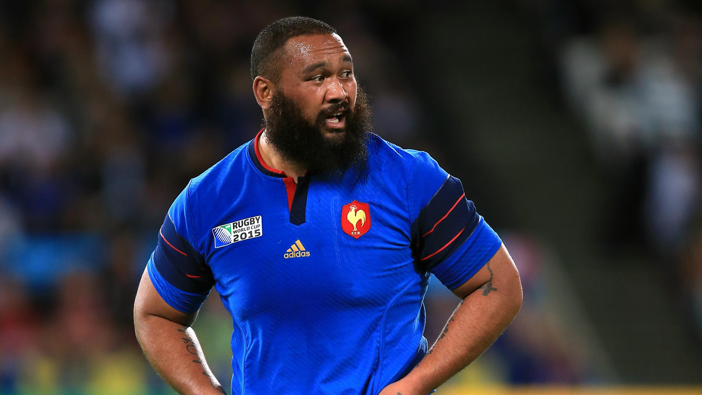 Uini Atonio: France rebuked over head injury prop swap against Wales